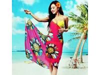 Beach wrap sarong