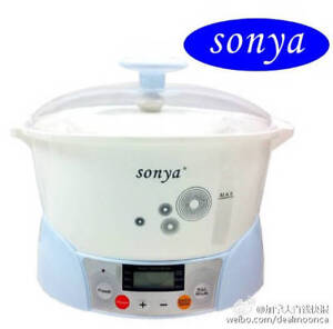 Selling! Soy milk maker! Electric Ceramic Slow Stew Pot!