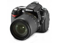 Nikon D90 DSLR Digital Camera Professional