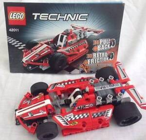 Lego Technic 42011 Racing Car Forest Hill Whitehorse Area Preview