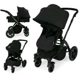Ickle bubba stomp v2 travel system pushchair buggy carseat
