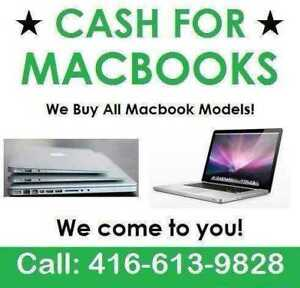 "TOP Cash For Your Macbook Pro 13"" 15"" AND Macbook Air 11"" 13"""