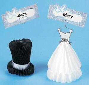 ** Brand New Wedding Name Place Card Holder **