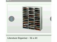 Literature organiser