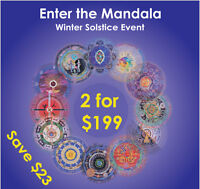 Enter the Mandala Winter Solstice Event