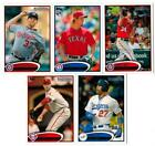 2012 Topps Mini Set