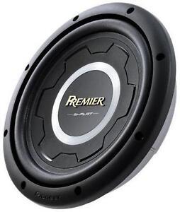 pioneer speakers subwoofer. pioneer shallow subwoofer speakers