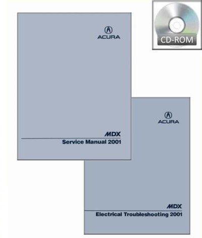 Acura mdx repair manual, service manual online 2006, 2007, 2008.