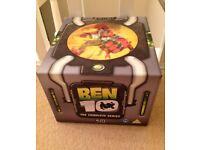 Ben 10 DVD the Complete Series box set - 12 DVDs