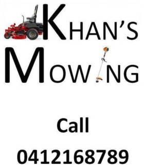 Khan's Mowing