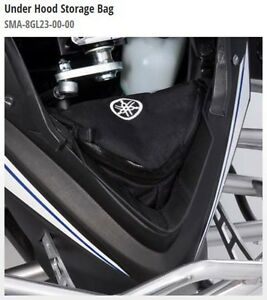 Yamaha Nytro Under Hood Storage Bag - NEW