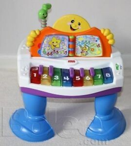 Fisher price laugh and learn piano