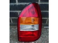 Off side back light for Vauxhall Zafira