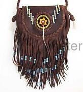 Leather Hippie Bag
