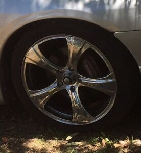 Skyline wheels for swap Maraylya The Hills District Preview