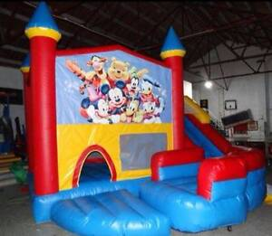 Easter special kids jumping castles for hire From only $110 only Werribee Wyndham Area Preview