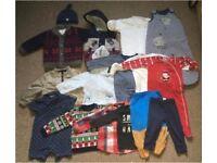 Boy's clothes bundle size 6-9 months