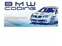 BMW ECU Coding and Diagnostics (Unlock features in your car)