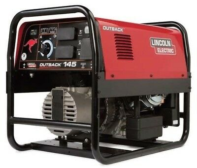 Lincoln Outback 145 Engine Driven Welder Generator K2707-2