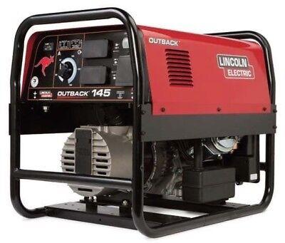 Lincoln Outback 145 Engine Driven Welder Generator K2707-2