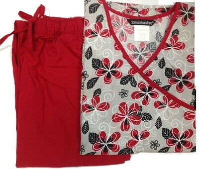 New Nursing Scrub Set NWT Sizes XS S M L XL 2XL 3XL Medical Hospital Scrub Sets on Rummage