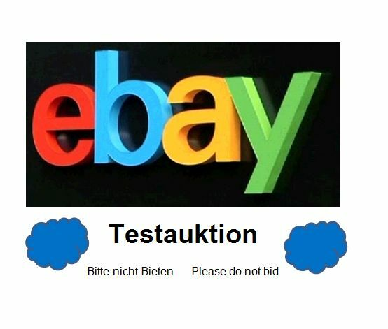 eBay Testshop