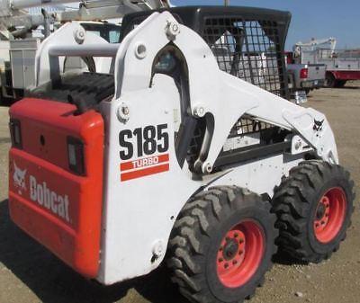 Bobcat S185 turbo decalcomanie adesive kit Completo usato  Camaldoli