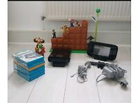 Wii U console games and amibios
