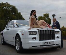 WEDDING CAR HIRE, ROLLS ROYCE PHANTOM, BENTLEY FLYING SPUR, BENTLEY ARNAGE T