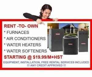 97% FURNACE, AC, WATER HEATER, BOILER, FILTER - $2500 REBATES