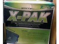 NEW X-Pak Organiser and Travel Carry Case Bag for X-Box