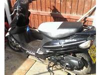 Pulse 50cc £150 ovno