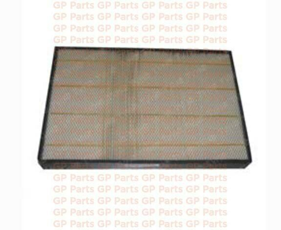 "Tennant 1039879AM, PANEL FILTER (Cellulose)(3.7"" x 20"" x 30"") 242E,355,385,8410"
