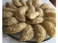 Sweet & Fresh Coconut Samosas (Fob) - Free Local Delivery