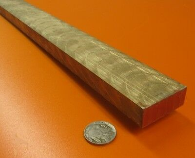 954 Bronze Oversize Flat Bar 12 Thick X 1 12 Wide X 36.0 Length