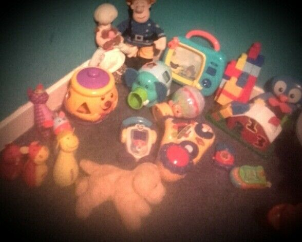 Loads pre school electronic learning toys
