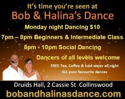 Beginner Ballroom Dance Lessons Collinswood Prospect Area Preview