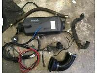 Eberspacher d4 airtronic 12v 40w night heater