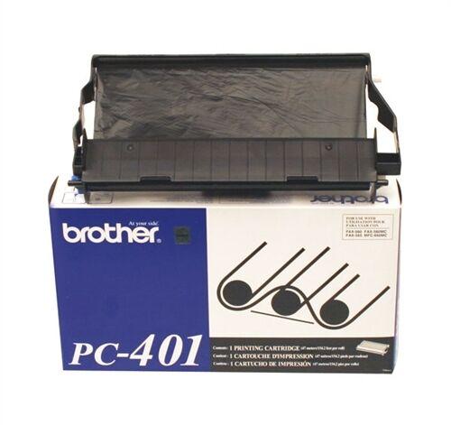 Brother PC-401 Toner Cartridge (Genuine)