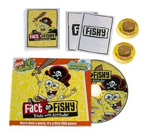 Looking for spongebob fact or fishy