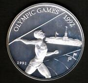 Olympic Silver Coins