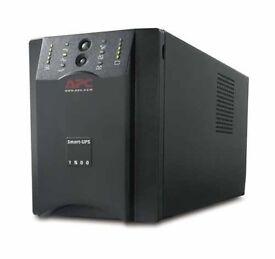 APC 1500 VA UPS