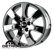 2011 Kia Sorento Wheels