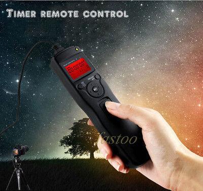 Timer Intervalometer Remote shutter for Nikon D200 D300 D700 D1 / D1h / D1x D2