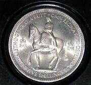 1953 Coronation Coin