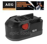 AEG 18V Battery