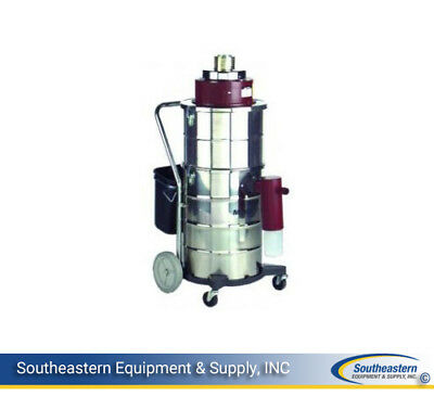 New Minuteman Mrs 4 Mercury Recovery Vacuum