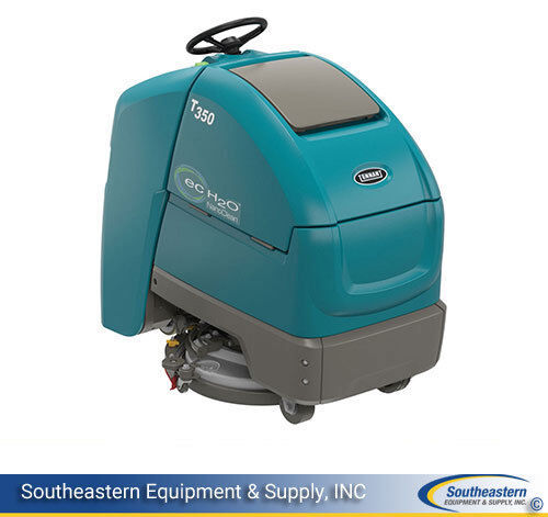 New Tennant T350 Stand-On Disk Floor Scrubber