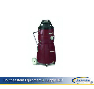 New Minuteman X829 Series - 15 Gallon Critical Filter Vacuum - Dry Only Painted