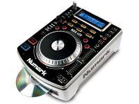 2x CD and USB MP3 Numark NDX400 and 1x Numark M4 mixer